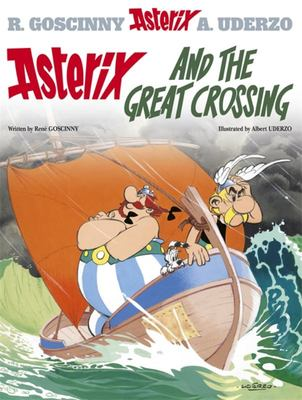 Asterix and the Great Crossing (#22)