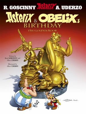 Asterix and Obelix's Birthday: The Golden Book (#34)