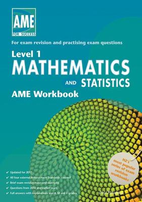 AME NCEA Level 1 Mathematics & Statistics Workbook