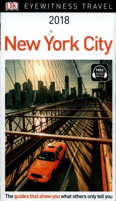 New York - DK Eyewitness Travel Guide