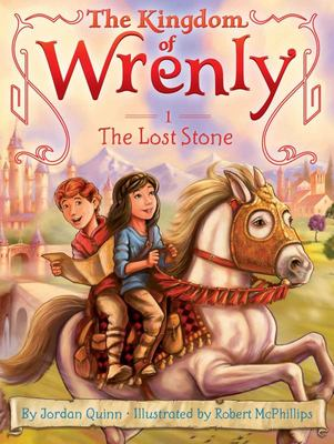 The Lost Stone (Kingdom of Wrenly #1)