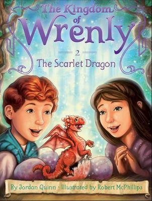 The Scarlet Dragon (Kingdom of Wrenly #2)