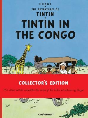 Tintin in the Congo (HB)