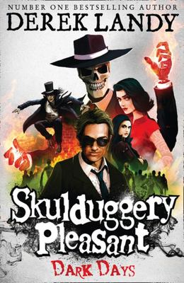 Dark Days (#4 Skulduggery Pleasant)