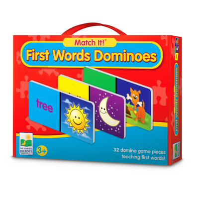 First Words Dominoes (Match It!)