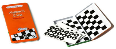 Chess (Magnetic Games To Go Tin)