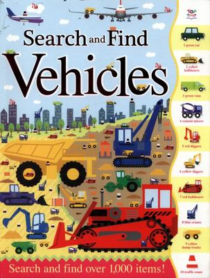 Vehicles (Search and Find)
