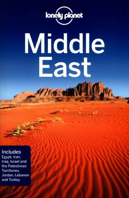 Lonely Planet Middle East 8
