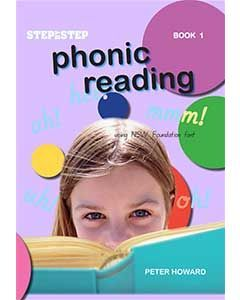 Step by Step Phonic Reading 1 NSW (Item No. 263) - Foundation Level (Year 1)