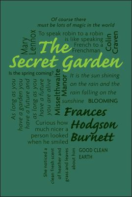 The Secret Garden (Word Cloud Classics)