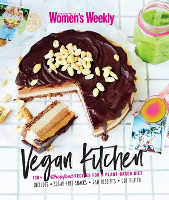 AWW Vegan Kitchen (Paperback Ed)