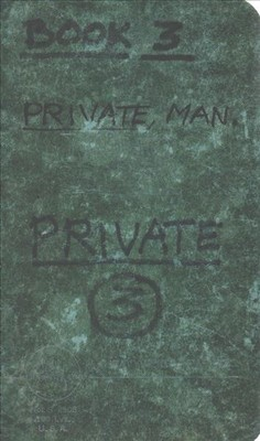Lee Lozano Private Book 3