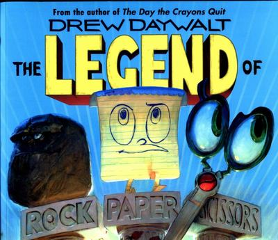 The Legend of Rock, Paper, Scissors (PB)