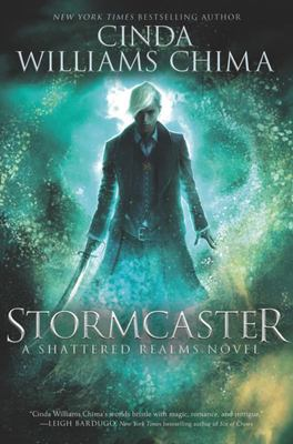 Stormcaster (The Shattered Realms #3)