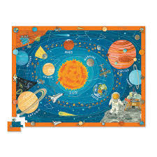 Discover Space 100pc Puzzle + Play