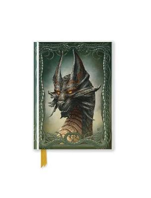 POCKET NOTEBOOK KEREM BLACK DRAGON