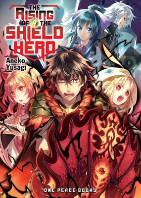 The Rising of the Shield Hero LN 9