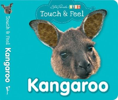 Kangaroo (Touch & Feel Board Book)
