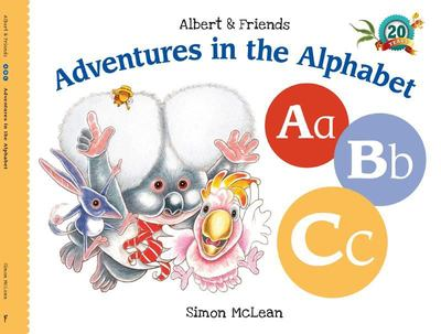 Adventures In The Alphabet ABC - Albert and Friends