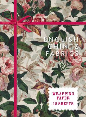 English Chintz Fabrics: From the V&A Museum Wrapping Paper Book