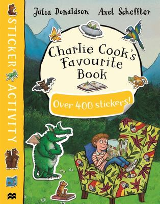 Charlie Cook's Favourite Book - Sticker Book