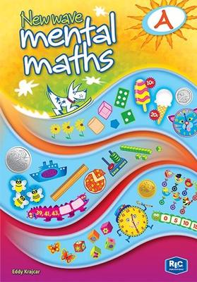 New Wave Mental Maths A Year 1 (Ages 5-6) - RIC-1700