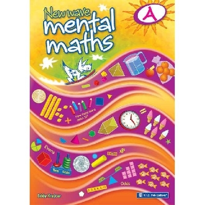 New Wave Mental Maths A (Ages 5-6) - RIC-1700