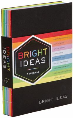 Bright Ideas Journal: A Journal with 10 Shades of Inspiration