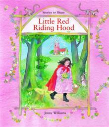Stories to Share: Little Red Riding Hood (giant Size)