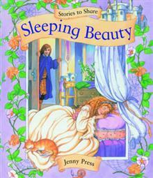 Stories to Share: Sleeping Beauty (Giant Size)