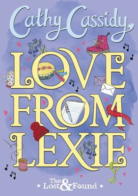 Love From Lexie (The Lost and Found #1)