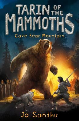 Cave Bear Mountain (Tarin of the Mammoths #3)