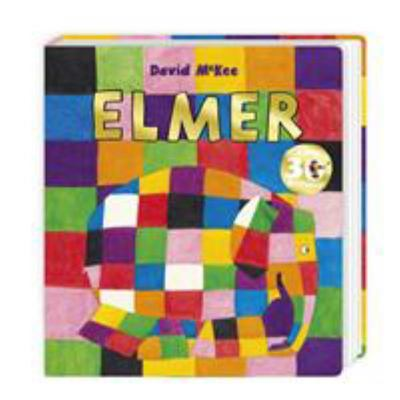 Elmer (Board Book)