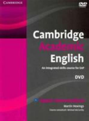 Cambridge Academic English Upper Intermediate B2 Class CD & DVD Pack