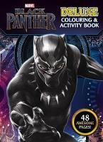 Marvel Black Panther: Deluxe Colouring and Activity Book