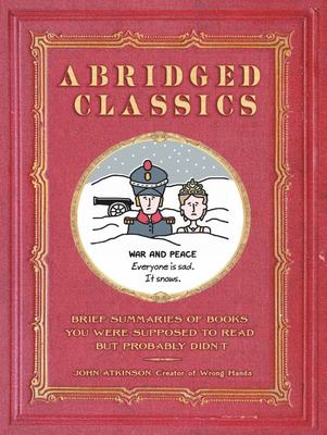 Abridged Classics: Tiny Versions of Classic Tomes
