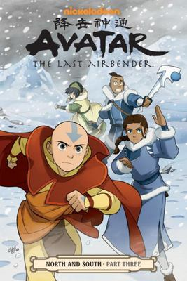 North and South Part 3 (Avatar: The Last Airbender)