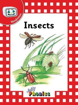 Insects - Jolly Readers Nonfiction Level 1 (pack of 6)