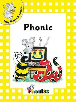 Phonic - Jolly Readers, Inky & Friends, Level 2 (pack of 6)