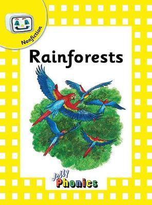 Rainforests - Jolly Readers Nonfiction Level 2 (pack of 6)
