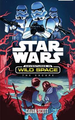 The Escape (Star Wars: Adventures in Wild Space #1)
