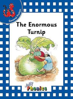 The Enormous Turnip - Jolly Readers General Fiction Level 4 (pack of 6)