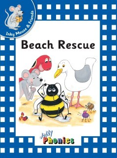 Large reader 4a. 6 beach rescue page 01 238x320