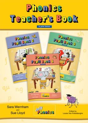 Jolly Phonics Teacher's Book (Colour in print letters)