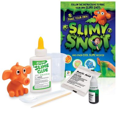 Slimy Snot - Make Your Own Slime Kit
