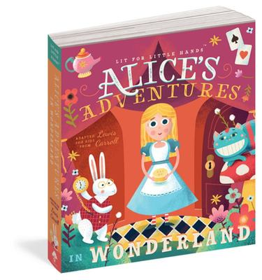 Lit for Little Hands: Alice in Wonderland
