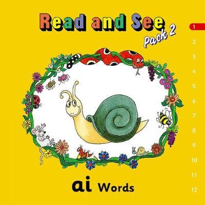 Jolly Phonics Read and See, Pack 2 (12 books)