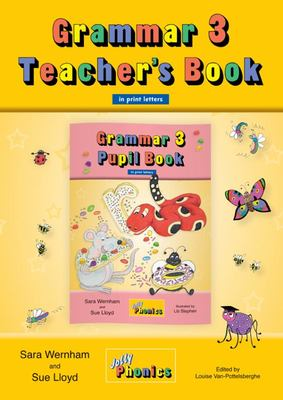 Grammar 3 Teacher's Book in Print Letters