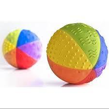 Sensory Ball Rainbow - Small