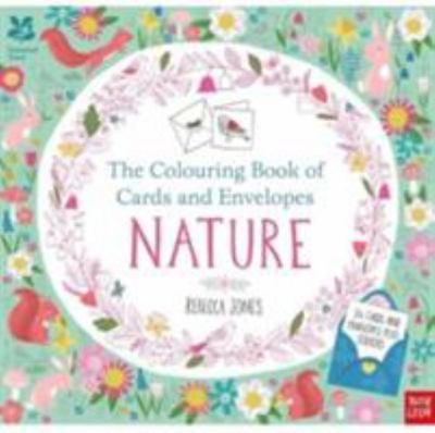 Nature: The Colouring Book of Cards and Envelopes (National Trust)